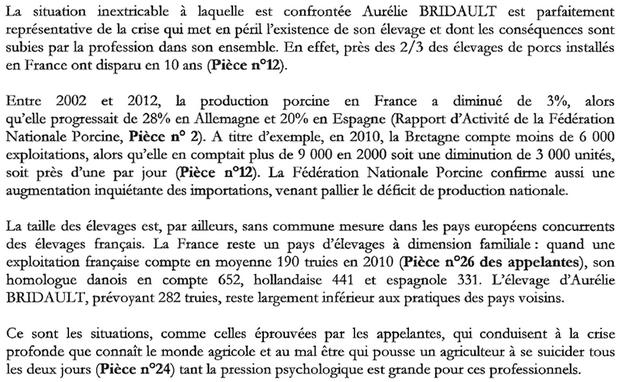 Mémoire du CDMP de septembre 2015 contre AIVES à la cour d'Appel de Douai -page 5-